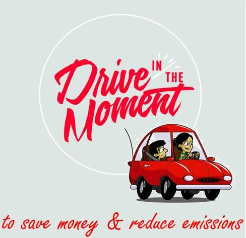 Drive in the Moment